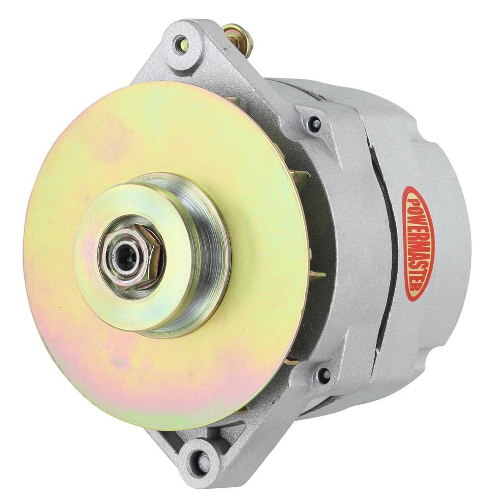 medium resolution of powermaster street alternators 8 46101 free shipping on orders over 99 at summit racing