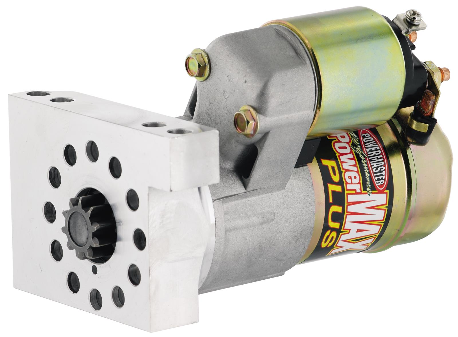hight resolution of powermaster powermax starters 9100 free shipping on orders over 99 at summit racing