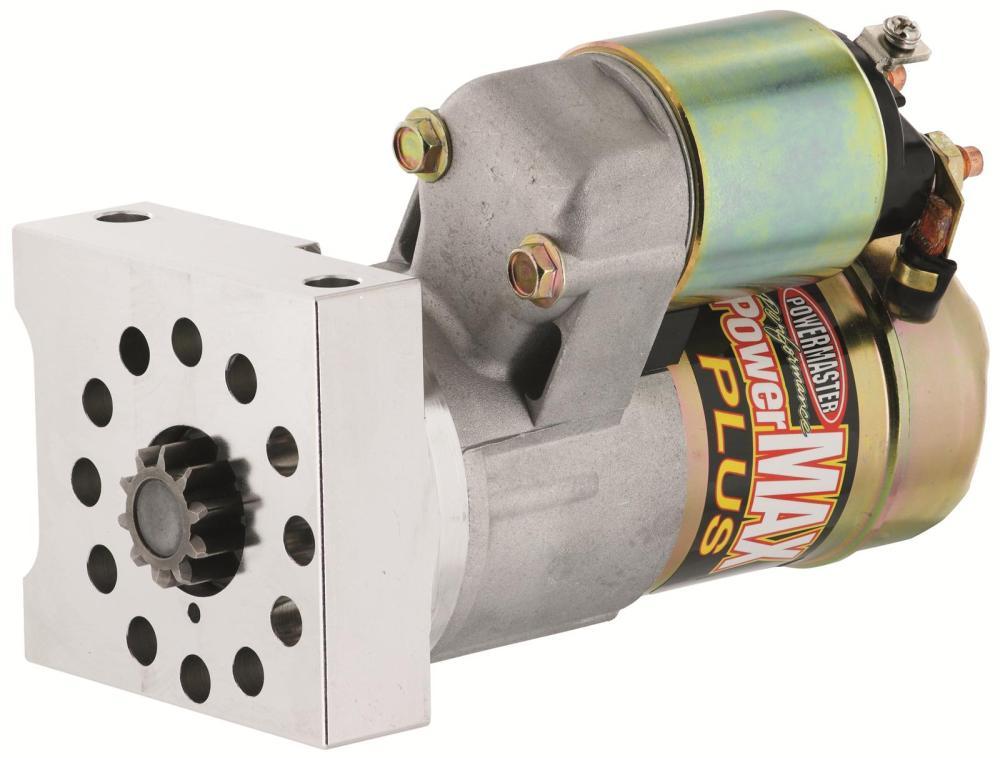 medium resolution of powermaster powermax starters 9109 free shipping on orders over engine starter wiring wiring agm mini starter