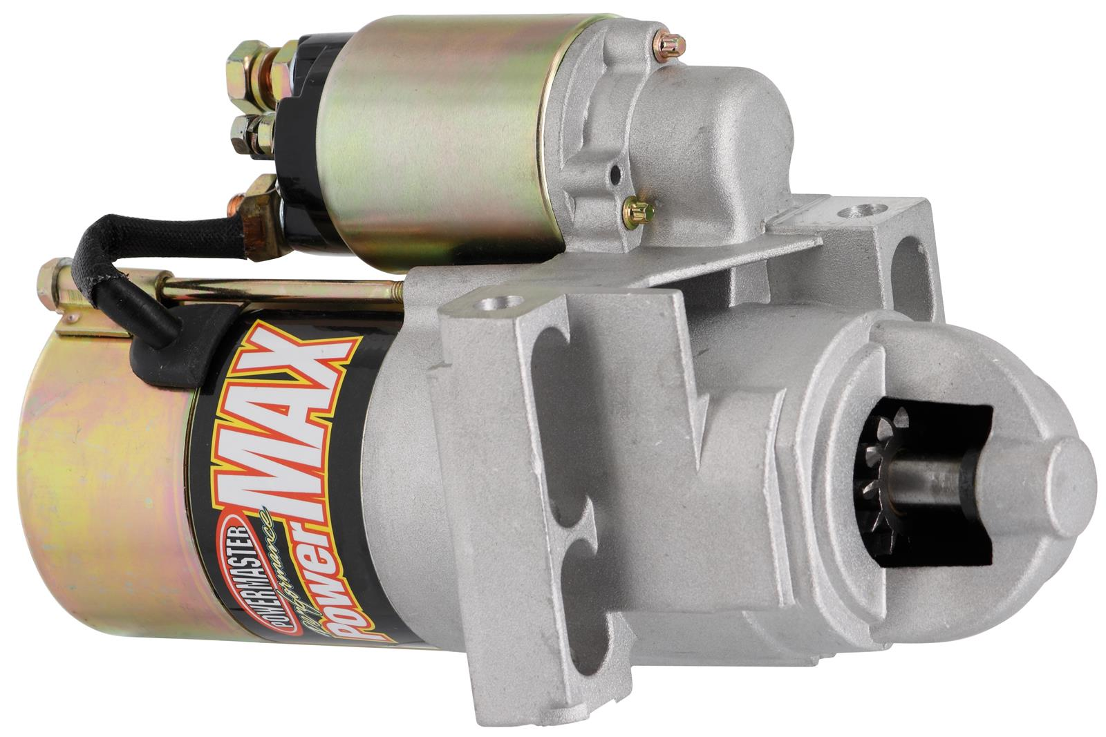hight resolution of powermaster powermax starters 9200 free shipping on orders over 99 at summit racing