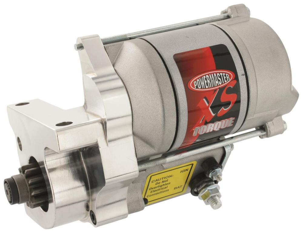 medium resolution of powermaster xs torque starters 9502 free shipping on orders over 99 at summit racing