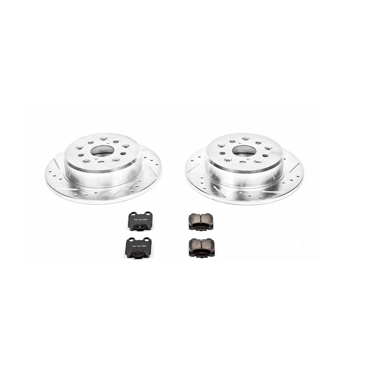 Lexus Gs300 Power Stop Z23 Evolution Sport Brake