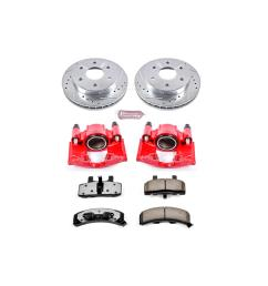 power stop z36 truck and tow performance brake kits with calipers kc1970 36 free shipping on orders over 99 at summit racing [ 1500 x 1500 Pixel ]