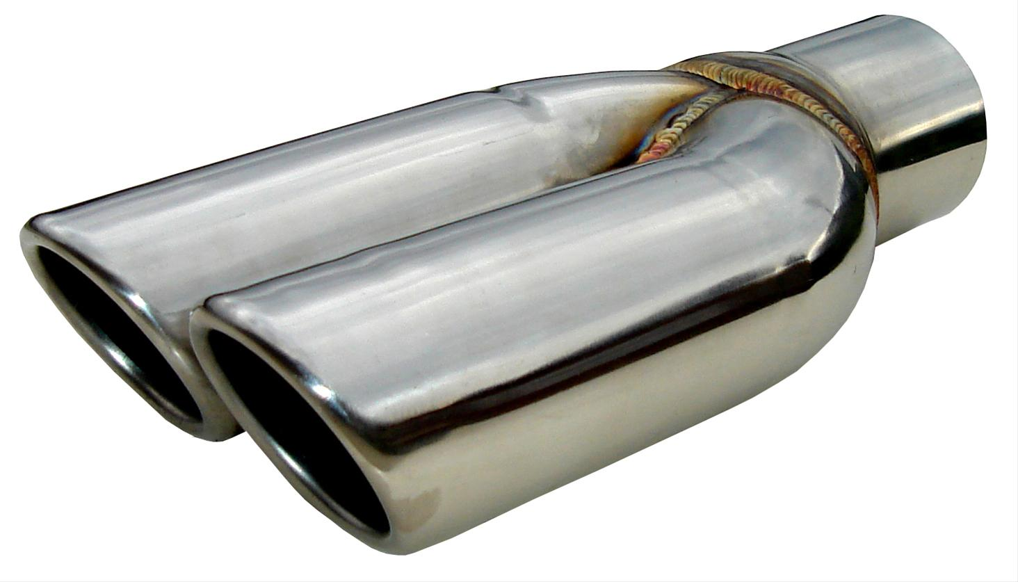 pypes performance exhaust evt19s pypes stainless steel exhaust tips summit racing
