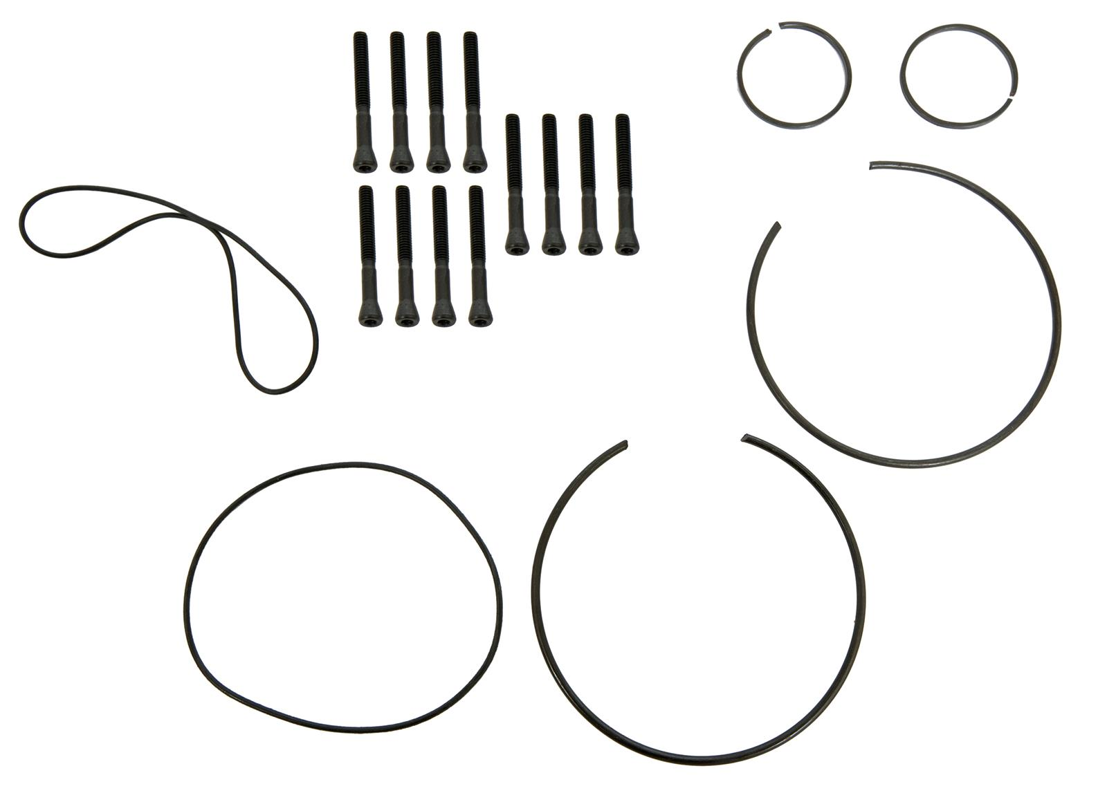 Rugged Ridge Manual Locking Hub Service Kits 15002.18