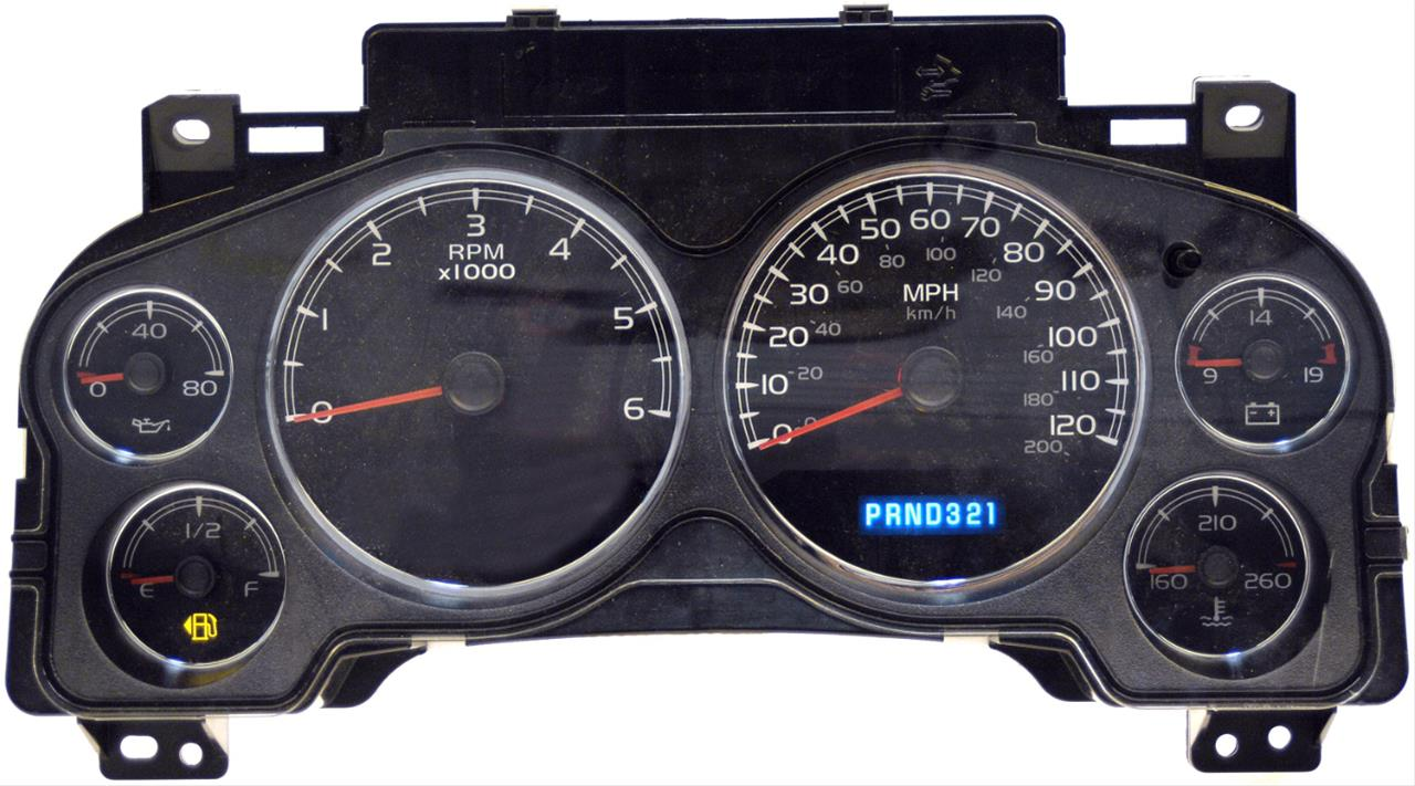 hight resolution of dorman oem remanufactured instrument clusters 599 337 free shipping on orders over 99 at summit racing