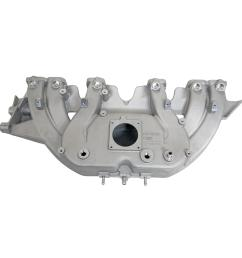 dorman intake manifolds 615 610 free shipping on orders over 99 at summit racing [ 1600 x 1600 Pixel ]