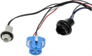Dorman Headlight Wiring Harnesses 645205  Free Shipping on Orders Over $99 at Summit Racing