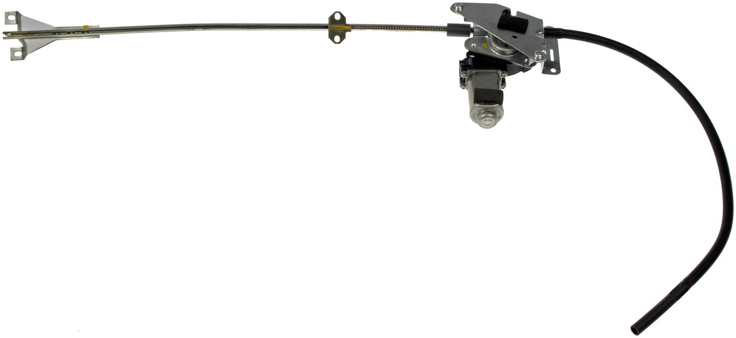Dorman 741-5204 Window Regulator, Power, Motor