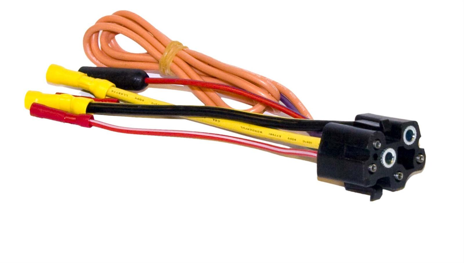 hight resolution of scott drake ignition switch pigtails c9az 14313 a free shipping on ford ignition switch pigtail wiring