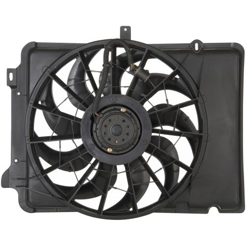 small resolution of spectra premium cooling fan assemblies cf15041 free shipping on orders over 99 at summit racing