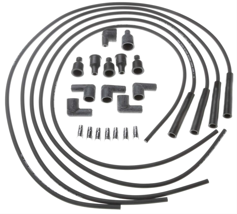 1972 VOLKSWAGEN BEETLE Standard Motor Spark Plug Wire Sets