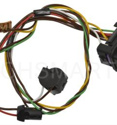 standard motor headlight wiring harnesses f90004 free shipping on orders over 99 at summit racing [ 1500 x 913 Pixel ]