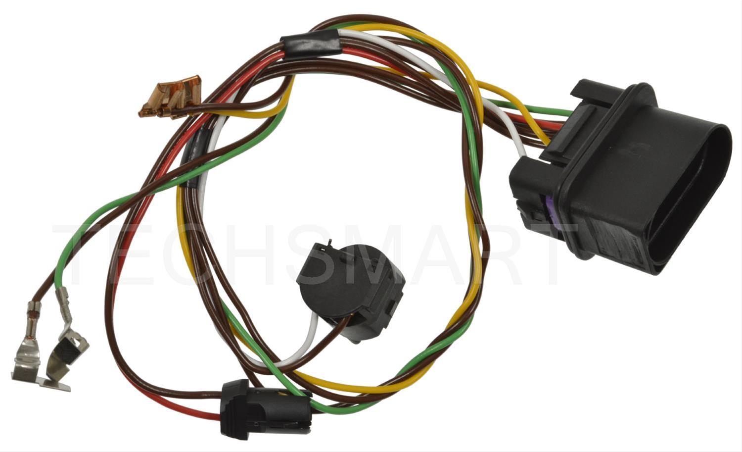 hight resolution of standard motor headlight wiring harnesses f90004 free shipping on orders over 99 at summit racing