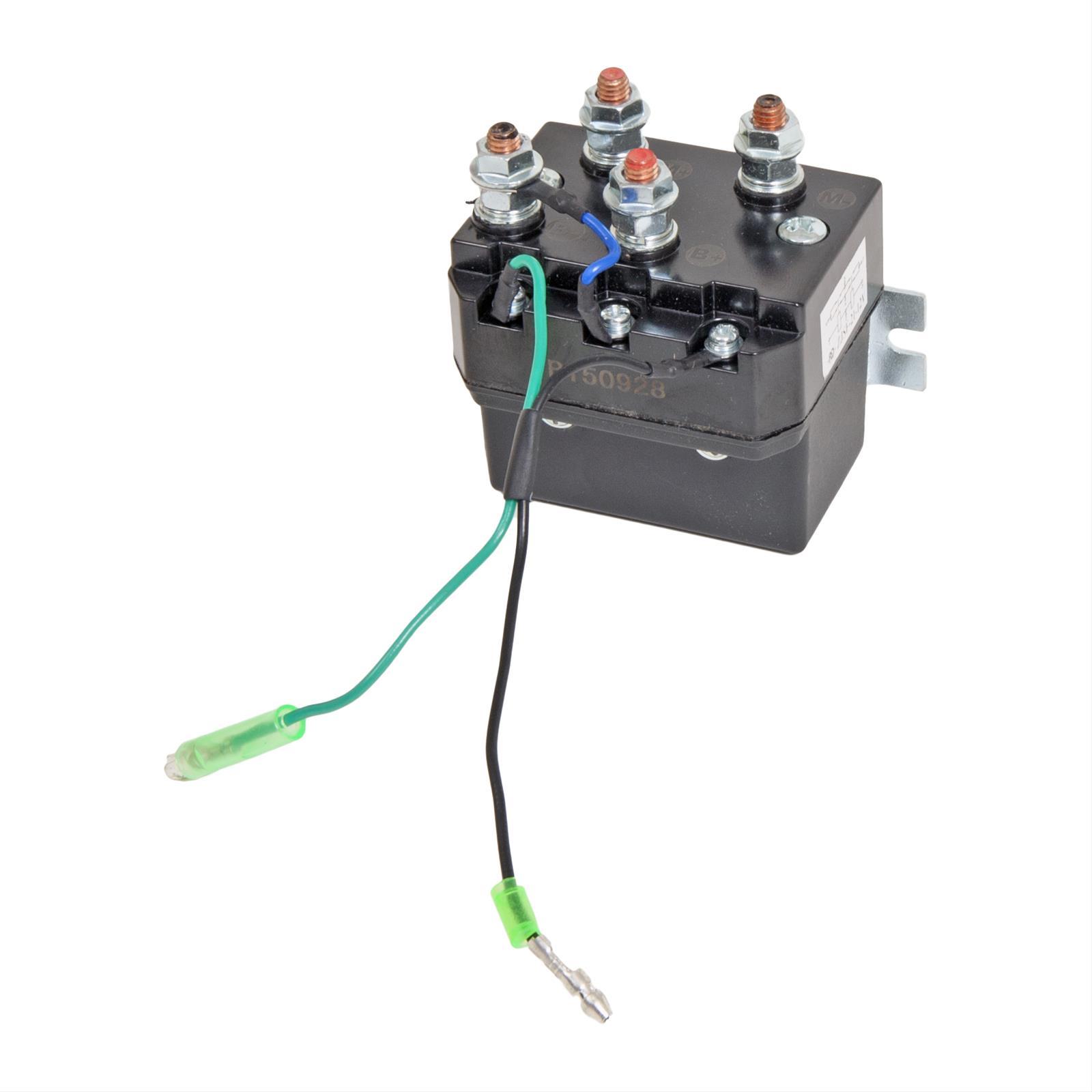 smittybilt winch solenoid wiring diagram reversing switch warn m12000 remote control atv