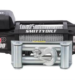 smittybilt gen2 x20 winches 97510 free shipping on orders over 99 at summit racing [ 1600 x 1049 Pixel ]