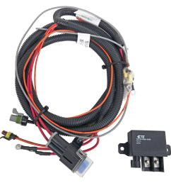 spal electric fan relay wiring kits frh ho kit free shipping on orders over 99 at summit racing [ 1600 x 1600 Pixel ]