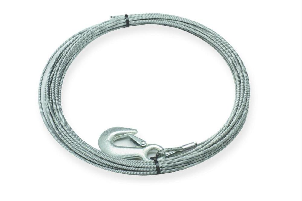 medium resolution of superwinch replacement winch cables 1577a free shipping on orders over 99 at summit racing