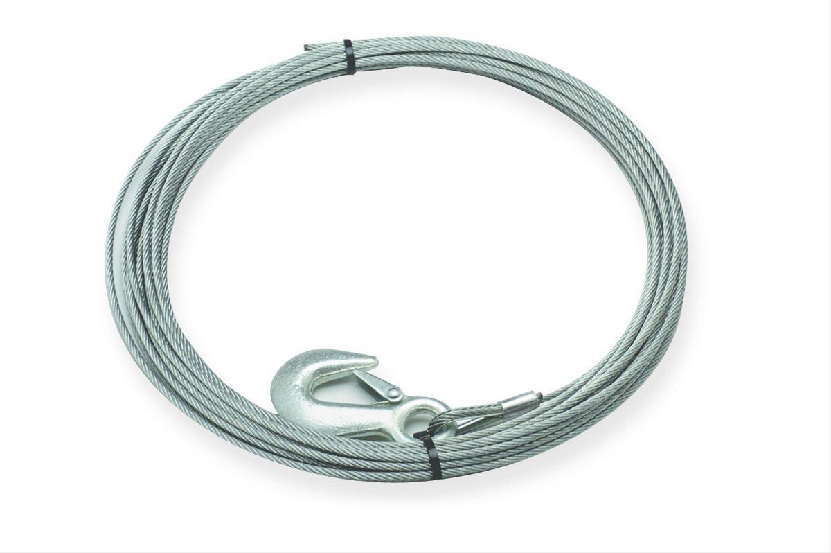 hight resolution of superwinch replacement winch cables 1577a free shipping on orders over 99 at summit racing