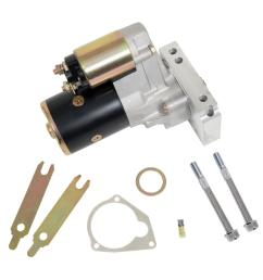 summit racing mini high torque starters sum 829000 free shipping on orders over 99 at summit racing [ 1600 x 1600 Pixel ]