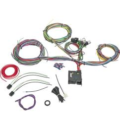 summit racing 18 circuit universal wiring harnesses sum 890021 free shipping on orders over 99 at summit racing [ 1600 x 1600 Pixel ]