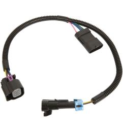 summit racing gm throttle body wiring harness adapters sum 890106 free shipping on orders over 99 at summit racing [ 1600 x 1600 Pixel ]