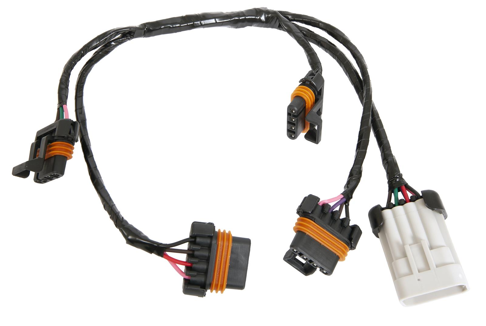 hight resolution of summit racing ignition coil wiring harnesses sum 890107 free shipping on orders over 99 at summit racing