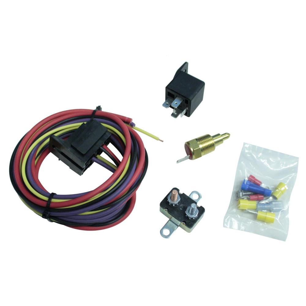 medium resolution of summit racing electric fan thermostat kits sum 890115 free shipping on orders over 99 at summit racing