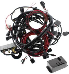 summit racing efi wiring harnesses for ford sum 890120 free shipping on orders over 99 at summit racing [ 1600 x 1600 Pixel ]