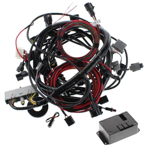 small resolution of summit racing efi wiring harnesses for ford sum 890120 free shipping on orders over 99 at summit racing
