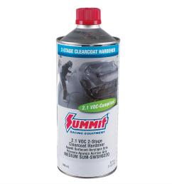 summit racing 2 1 voc clear coat hardener sum swsh622q 12 free shipping on orders over 99 at summit racing [ 1100 x 1100 Pixel ]