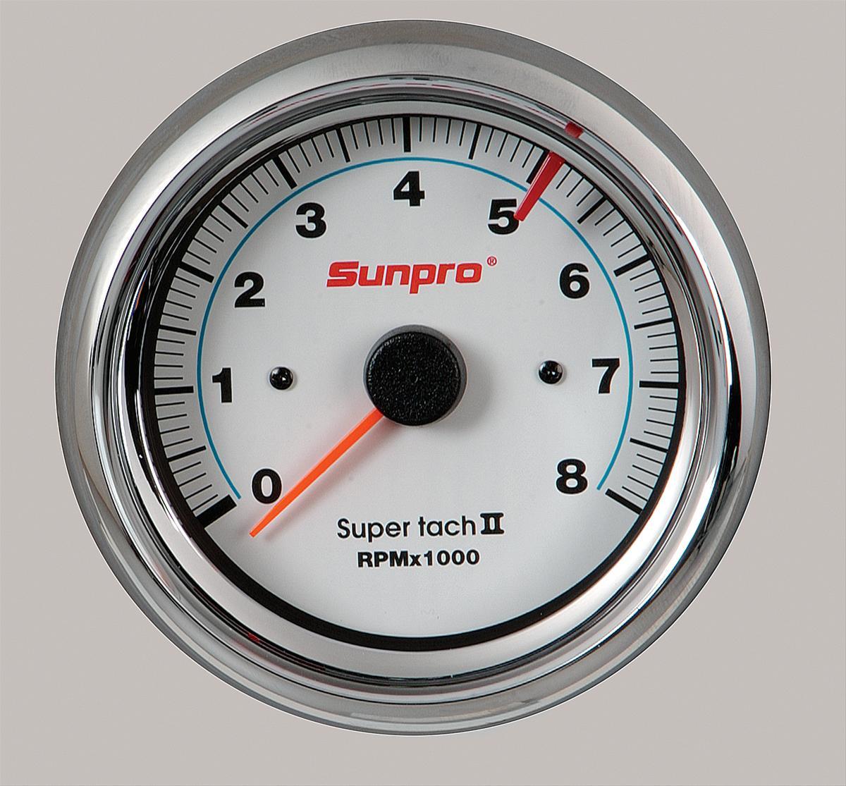 sunpro super tach 3 wiring diagram goodman air handler keeps running sun ii tachometers cp7903 free