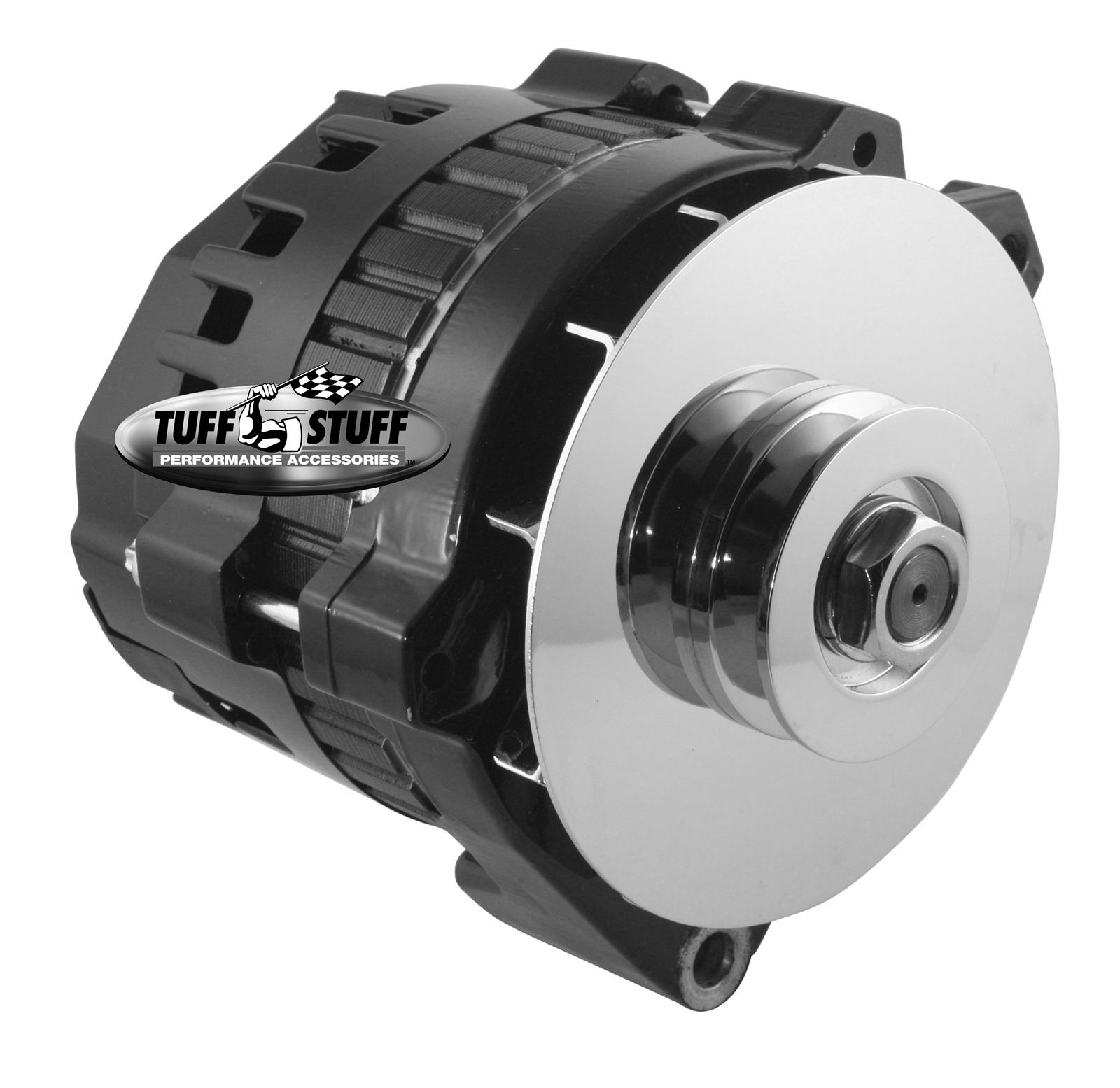 hight resolution of tuff stuff performance kool charger stealth black alternators 7860g free shipping on orders over 99 at summit racing