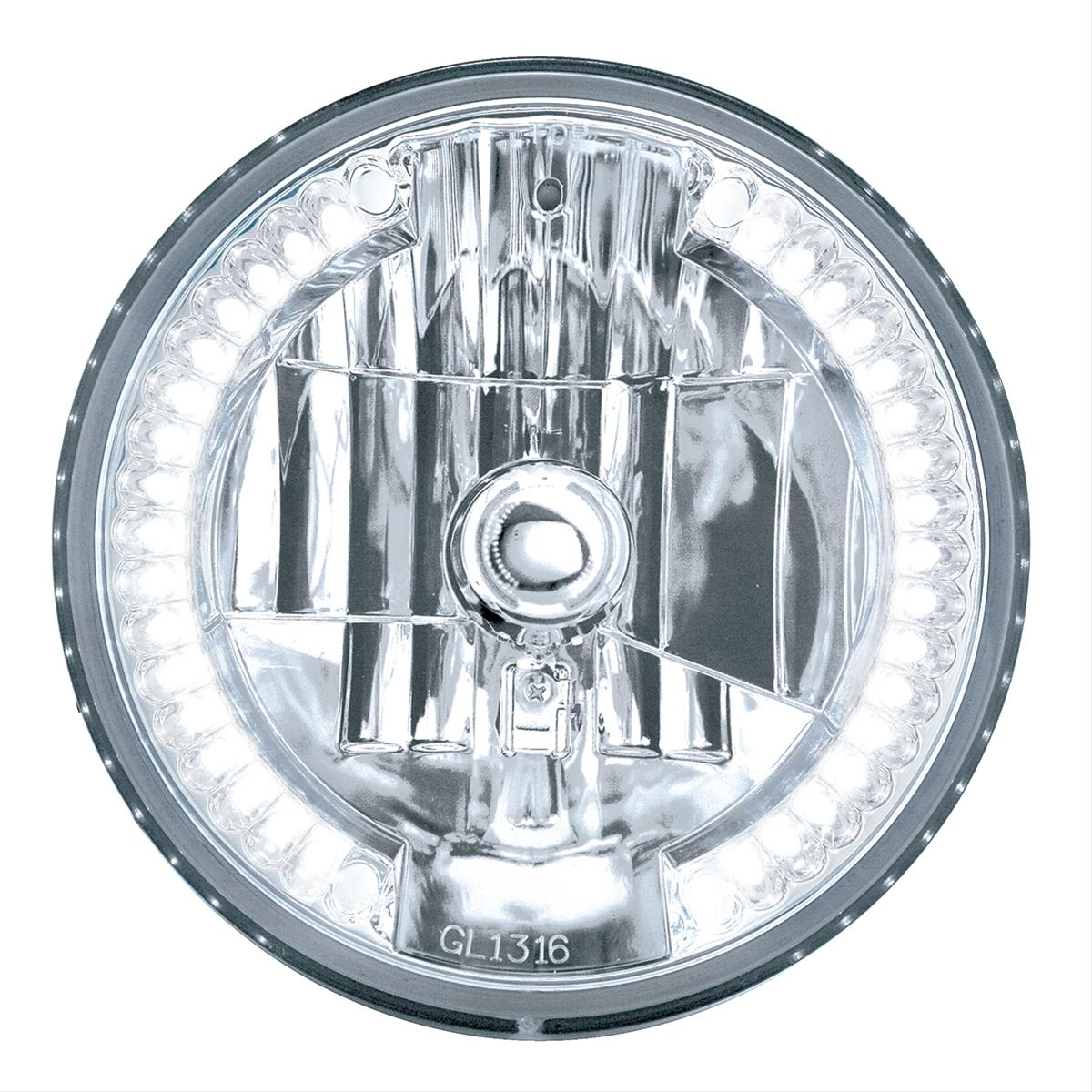 hight resolution of united pacific conversion headlights 31379 free shipping on orders over 99 at summit racing