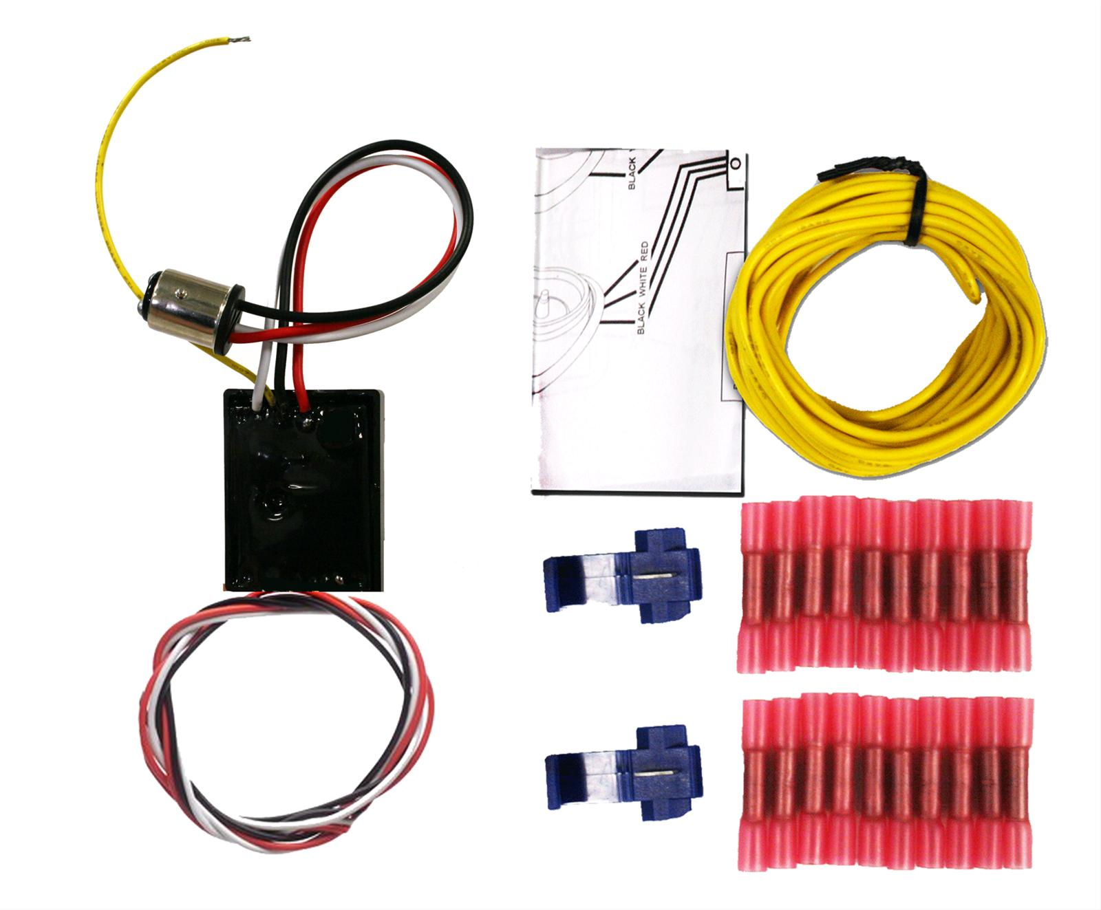 hight resolution of united pacific sequential led light kits 90656 free shipping on orders over 99 at summit racing