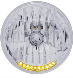 united pacific conversion headlights s2010led free shipping on orders over 99 at summit racing [ 1500 x 1499 Pixel ]