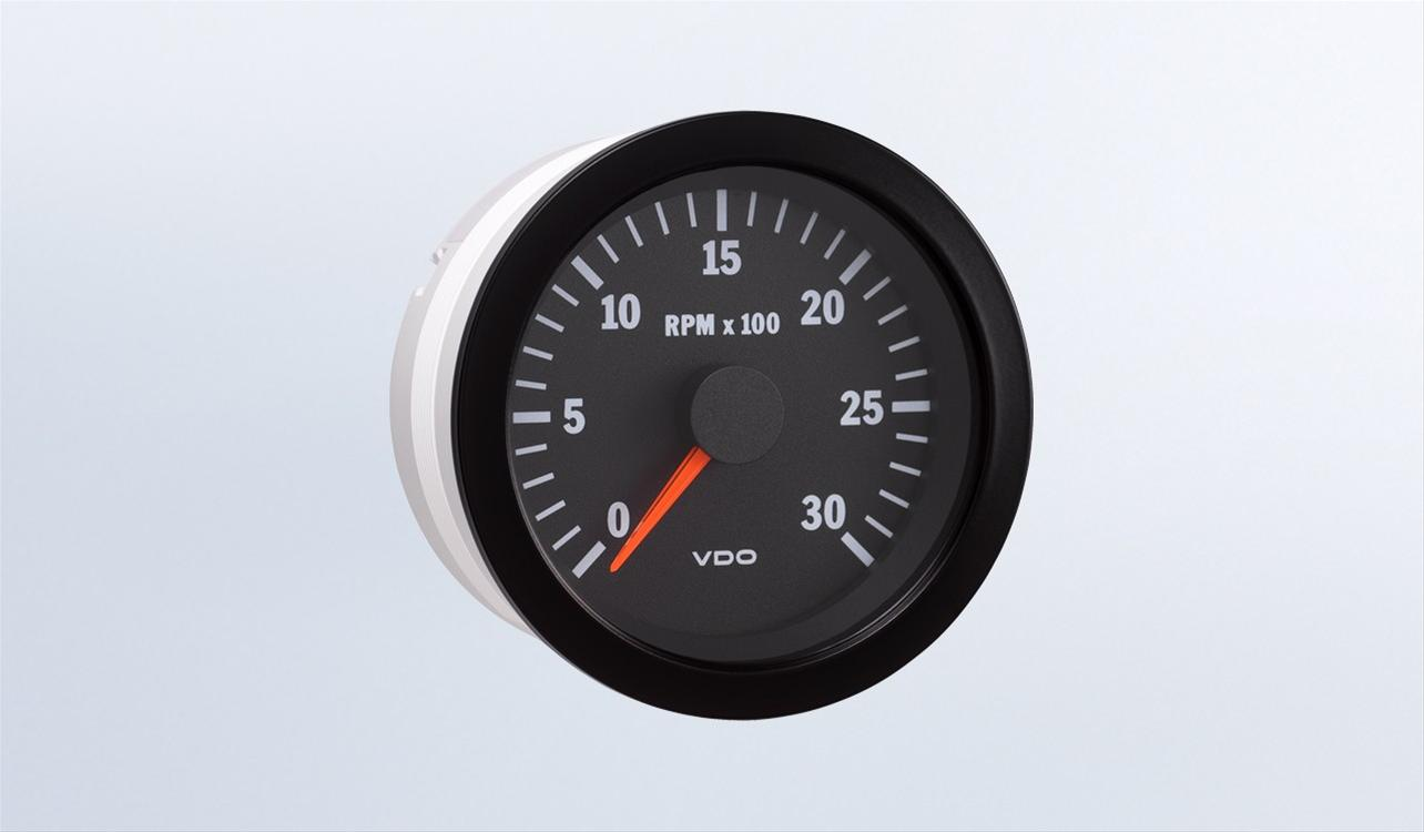 Rpm Tachometer Wiring