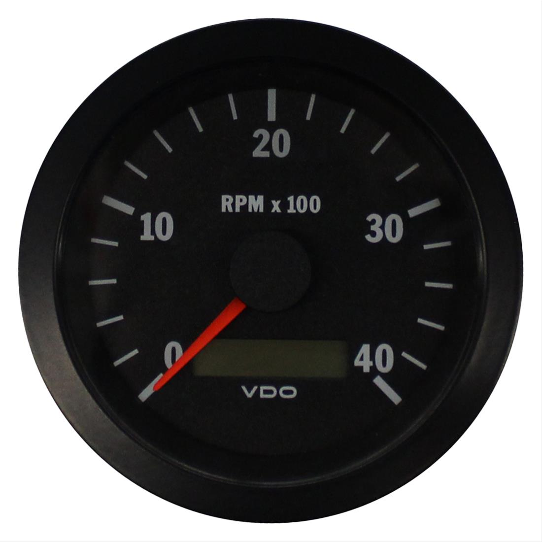 vdo voltmeter gauge wiring diagram radio for 2004 jeep grand cherokee rpm on magneto