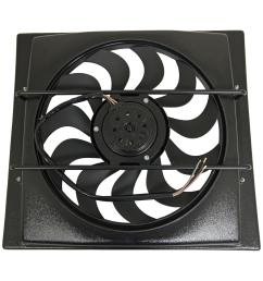 vintage air electric cooling fans 280473 free shipping on orders over 99 at summit racing [ 1600 x 1600 Pixel ]