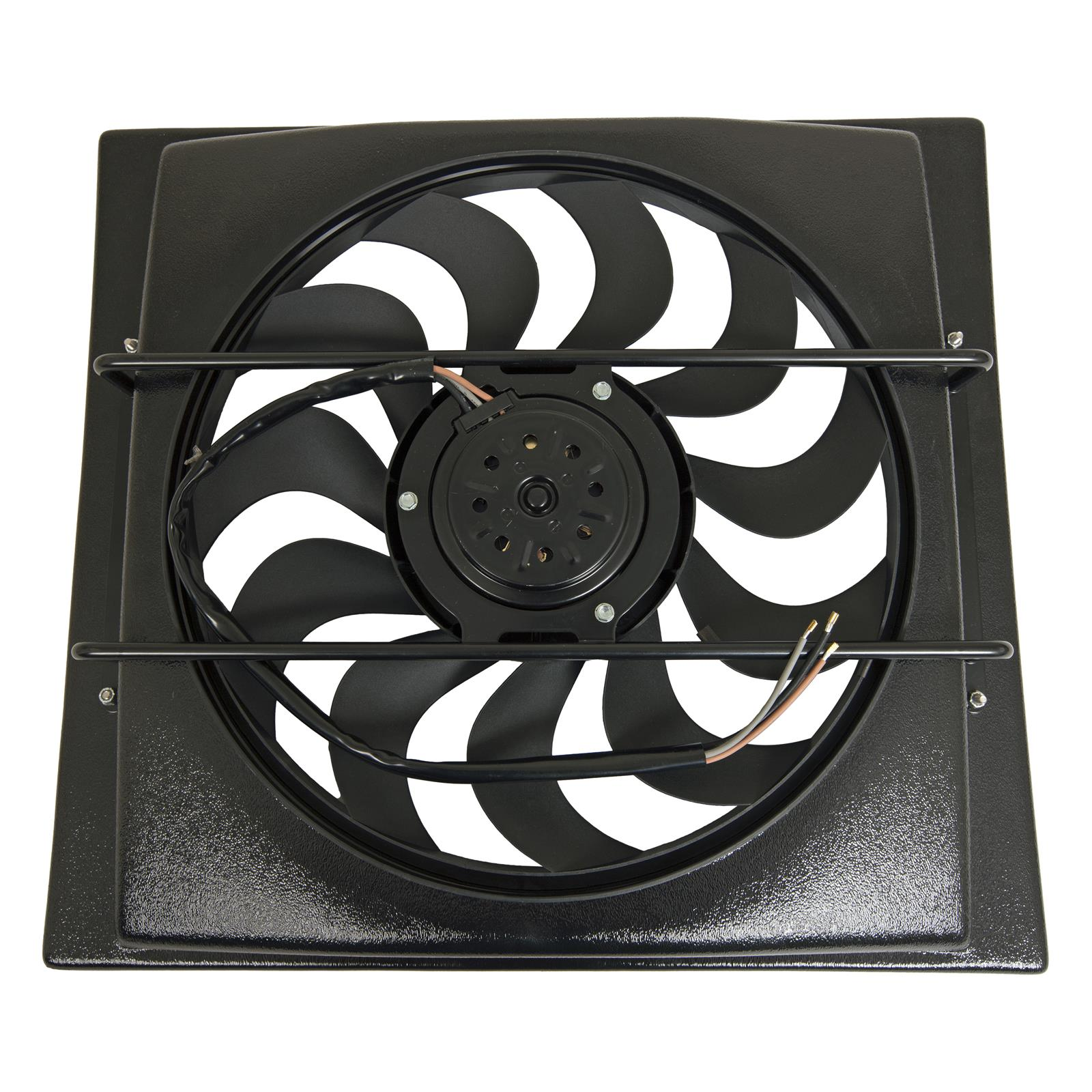 hight resolution of vintage air electric cooling fans 280473 free shipping on orders over 99 at summit racing