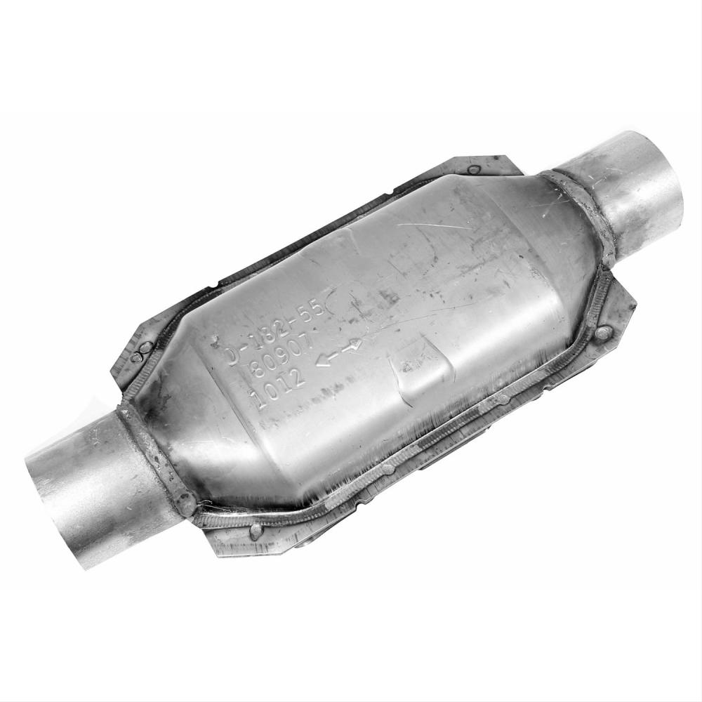 medium resolution of walker calcat universal catalytic converters 80907 free shipping on orders over 99 at summit racing