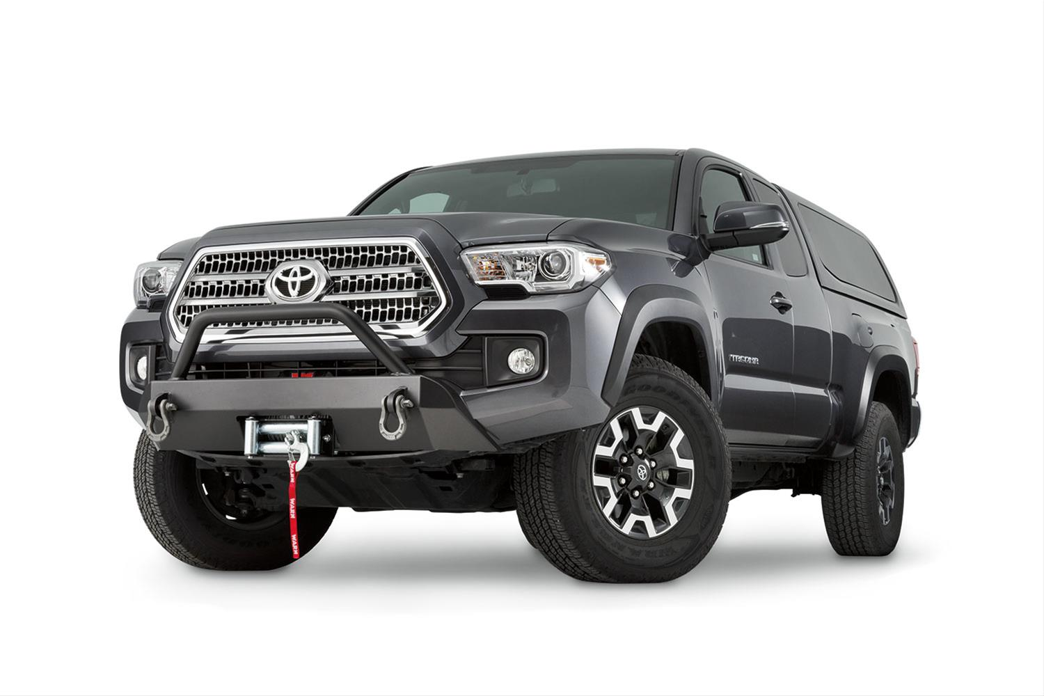 hight resolution of warn semi hidden kit winch mounting systems 100044 free shipping on orders over 99 at summit racing