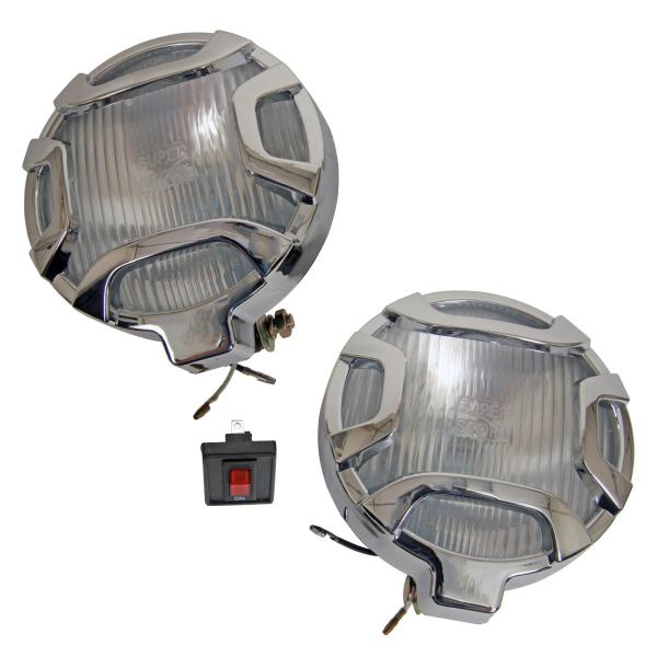 Optronics -road Driving Lights Mh-600d - Free Shipping
