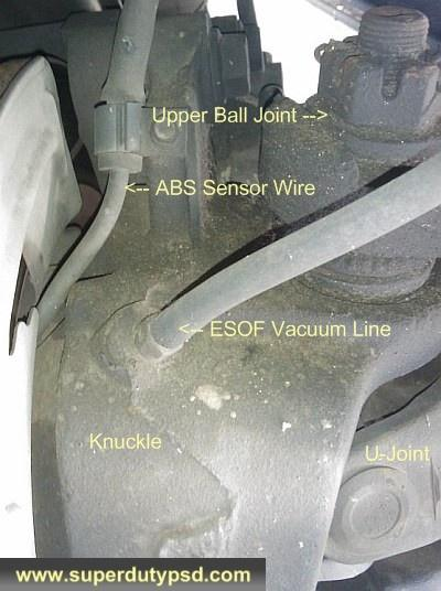 2006 Ford F350 Super Duty Wiring Diagram Ford Super Duty Ball Joint Replacement Procedure