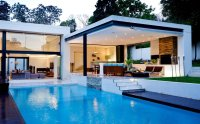 Pics For > Big Houses With Swimming Pools