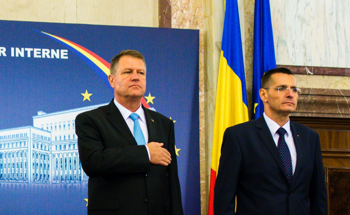 Image result for IOHANNIS ,TOBA POZE