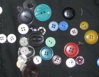 Swap-bot swap: Buttons Buttons Buttons!