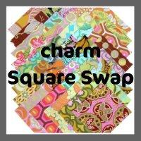 Swap-bot swap: Charm Square Swap