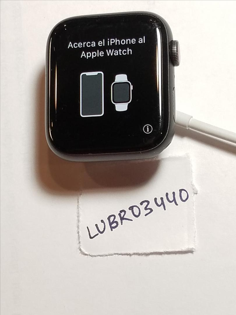 Apple Watch Series 4 44mm (T-Mobile) [A1976 - Cellular]. Aluminum - Gray - LUBR03440 - Swappa
