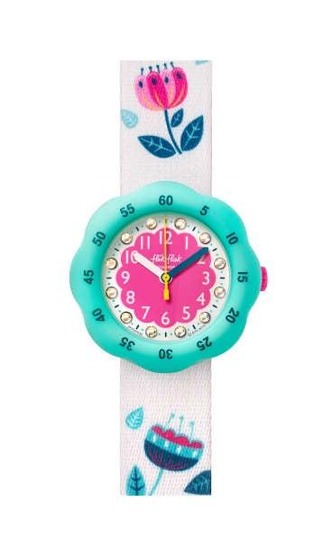 Swatch® 臺灣 - Flik Flak Power Time BUCOLIA FPSP038